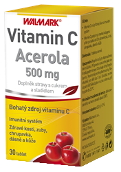 Vitamin C Acerola 500mg