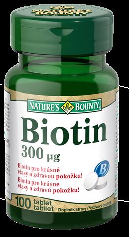 Biotin 300 µg