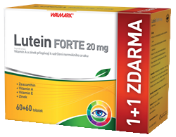 Lutein FORTE 20 mg