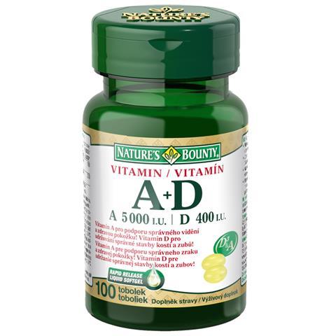Vitamin A+D