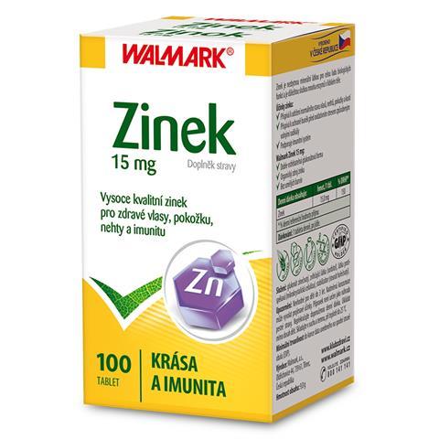 Zinek 15 mg