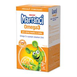 Marťánci Omega3