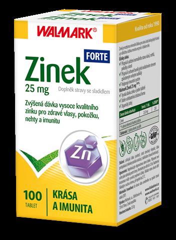 Zinek Forte 25 mg