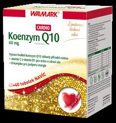 Koenzym Q10 Cardio (dárková edice)