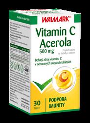 Vitamín C Acerola