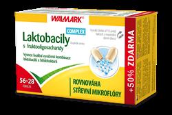 Laktobacily COMPLEX s  fruktooligosacharidy