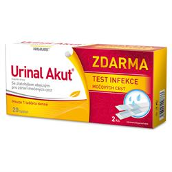 Urinal Akut + Urinal TEST