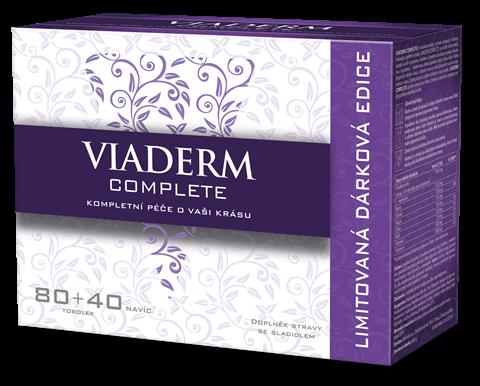 Viaderm Complete (dárková edice)