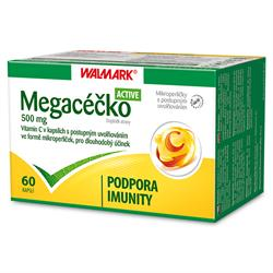 Megacéčko ACTIVE  500 mg