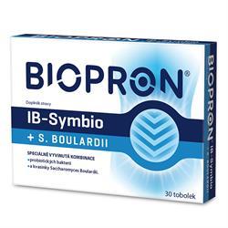 Biopron IB-Symbio + S. Boulardii