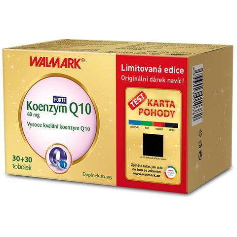 Koenzym Q10 FORTE 60 mg (limitovaná edice)