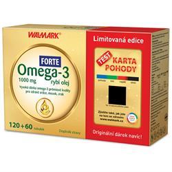 Omega 3 rybí olej FORTE (limitovaná edice)