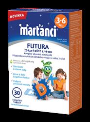Marťánci FUTURA 3-6