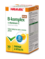 B-komplex PLUS s vitaminem C