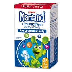 Marťánci s Imunactivem