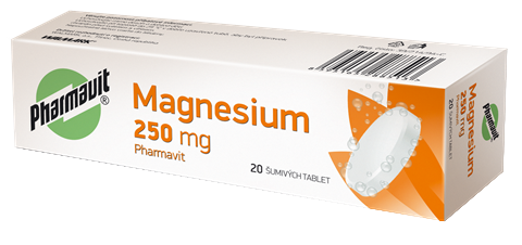 Magnesium 250 mg Pharmavit