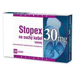 Stopex 30 mg tablety