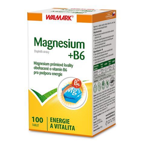 Magnesium + B6 (magnesium laktát)