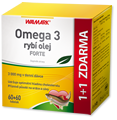 Omega 3 rybí olej FORTE