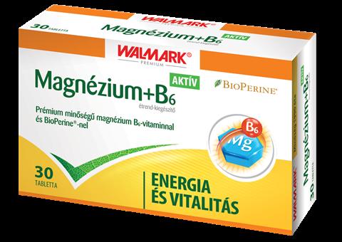 Magnézium+B6 Aktív