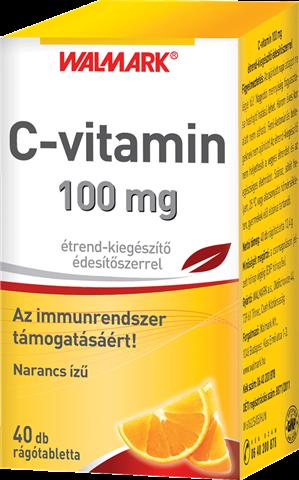 C-Vitamin 100 mg