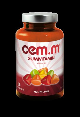 CEM.M Gumivitamin