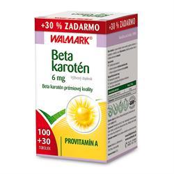 Betakarotén 6 mg