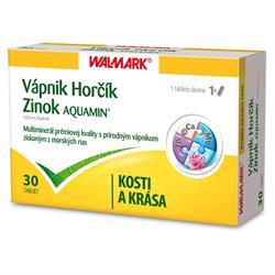 Vápnik-Horčík-Zinok  AQUAMIN