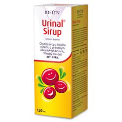Urinal sirup