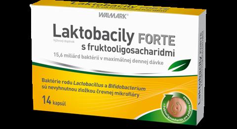 Laktobacily FORTE