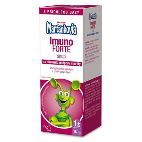 Marťankovia ImunoFORTE sirup