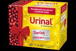 Urinal (darčekové balenie)