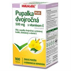 Pupalka dvojročná 500 mg s vitamínom E PLUS
