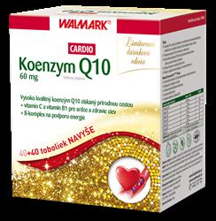 Koenzym Q10 CARDIO (darčeková edícia)