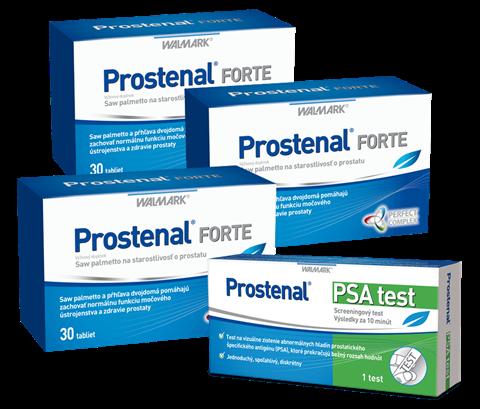 Prostenal FORTE + PSA test (akčný balíček)