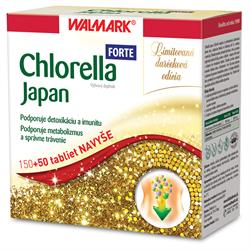 Chlorella Japan Forte (darčeková edícia)