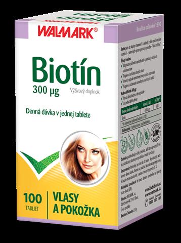 Biotín 300 µg