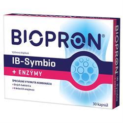 Biopron IB-Symbio + ENZÝMY
