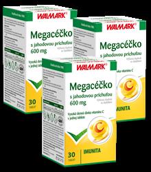 Megacéčko 600 mg (balíček)