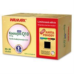 Koenzým Q10 FORTE 60 mg (limitovaná edícia)