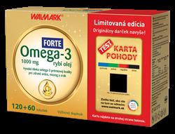 Omega-3 rybí olej FORTE (limitovaná edícia)