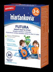 Marťankovia FUTURA 3-6