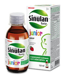 Sinulan Forte Junior sirup