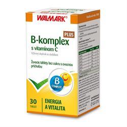 B-komplex PLUS s vitamínom C