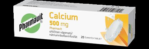 Calcium 500 g Pharmavit