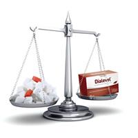 Dialevel - účinná pomoc pro diabetiky