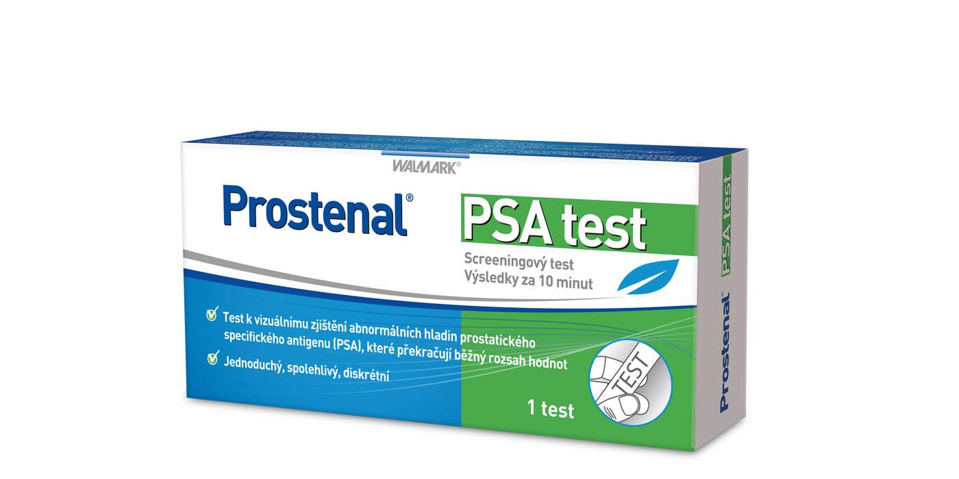 Prostenal přichází s novinkou  Prostenal PSA test