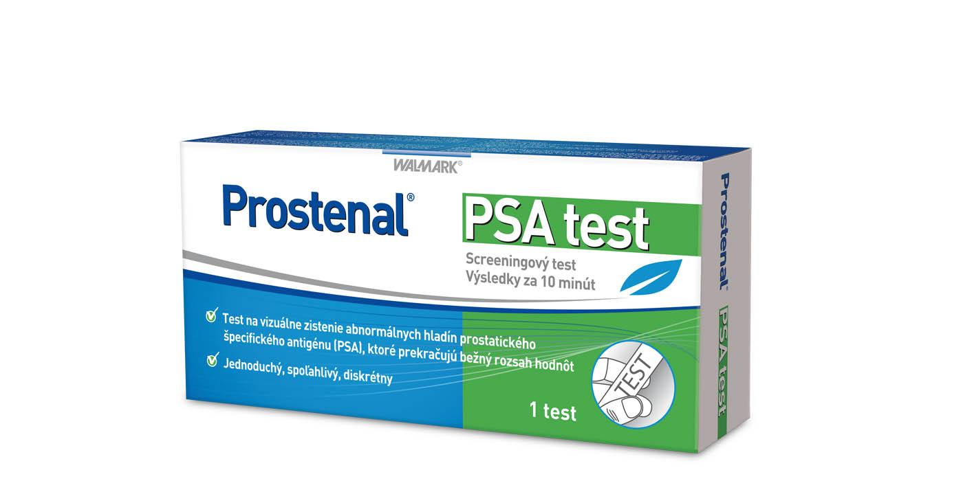 Prostenal prichádza s novinkou Prostenal PSA test